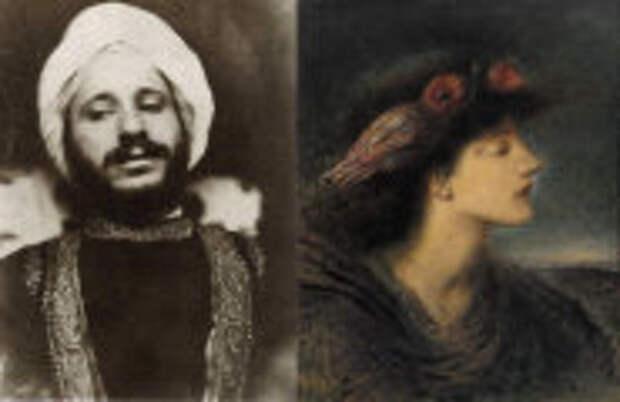 Живопись: Что погубило еврея-прерафаэлита Симеона Соломона: Прекрасный лик смерти и любовь по-древнегречески