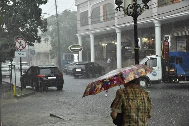 На Кубани продолжатся дожди