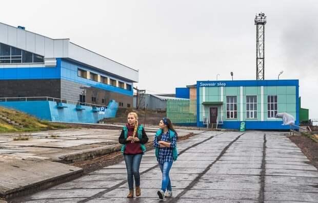 Пирамида на архипелаге Шпицберген: тайна советского поселка-призрака