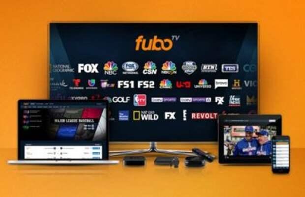 FuboTV - спортивный онлайн-стриминговый сервис, лидер vMVPD