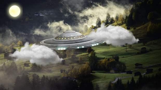 Информация о возможном вторжении инопланетян в США удивила американцев