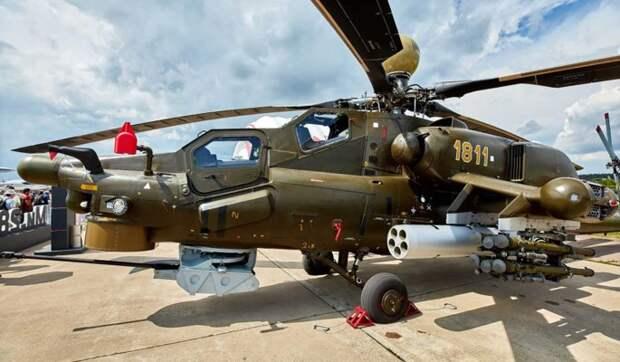 Ми-28НМ примет участие в летной программе МАКС-2021