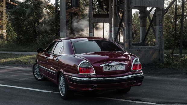 Очень красивая машина. /Фото: drive2.ru.