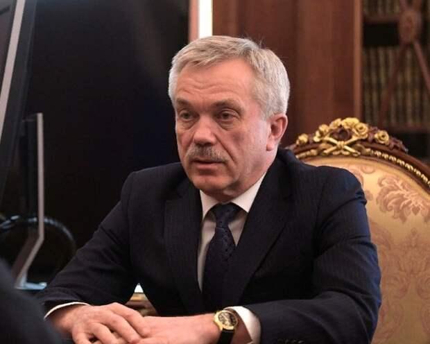 Владимир Путин принял отставку аксакала среди губернаторов - Евгения Савченко