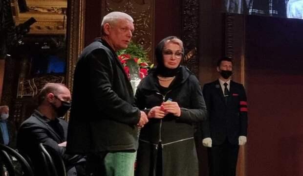 Галибин на похоронах близкого друга вспомнил матерные частушки