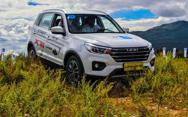 У Hyundai Creta появится конкурент из Китая