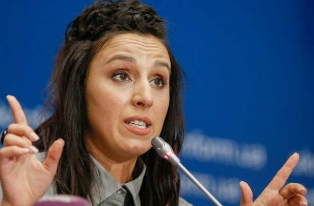 Джамала дала комментарий об участии Самойловой в «Евровидении»
