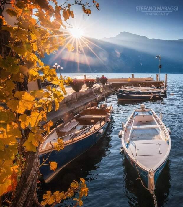 Красота мира на чарующих снимках Стефано Мараджи