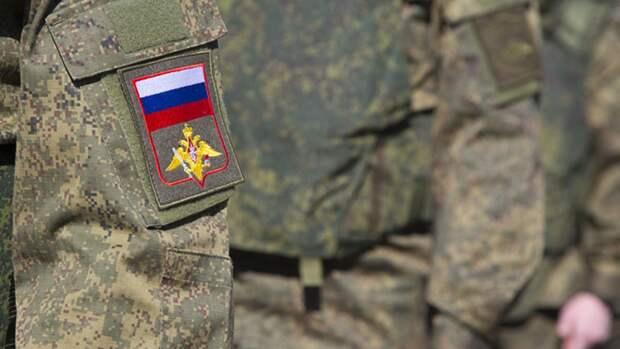 Военнослужащие ЗВО отработали скоростную постройку аэродрома на учениях под Рязанью