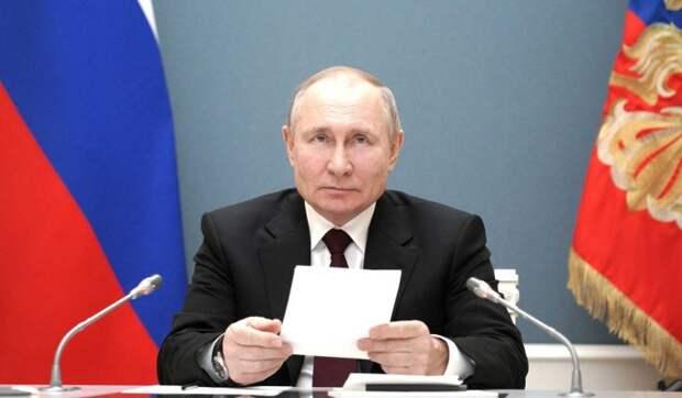 """Слова Путина о нежелании """"кормить"""" Украину нашли понимание в Бундестаге"""
