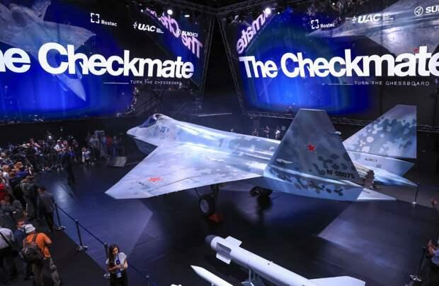 Хитрая система авионики станет мощным козырем нового истребителя РФ