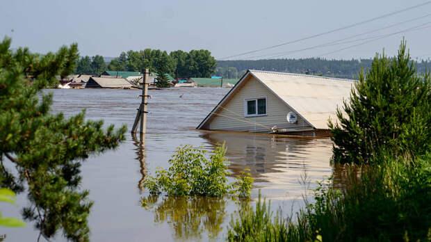 Изменение климата спровоцирует экстремальные осадки и наводнения по всему миру