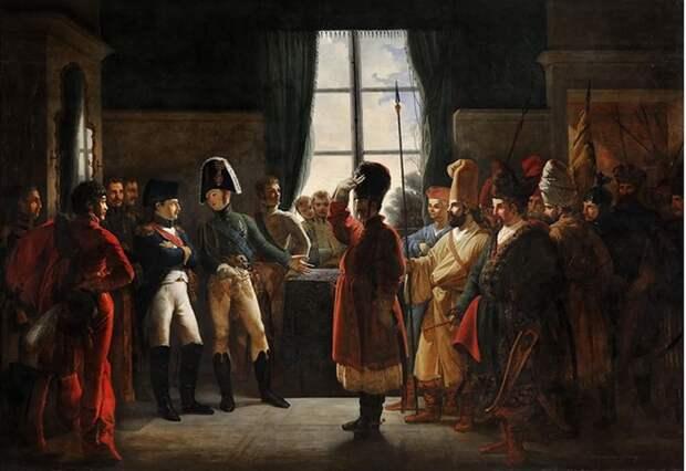 Тайны войны 1812-го года