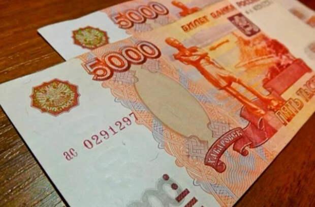 Заявление на выплату в 10 тысяч рублей школьникам можно подать до ноября