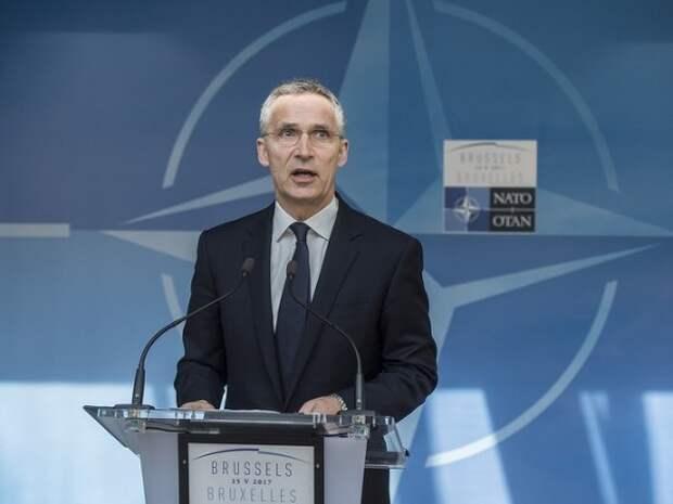 В НАТО назвали опасным инцидент с экстренной посадкой самолета в Минске