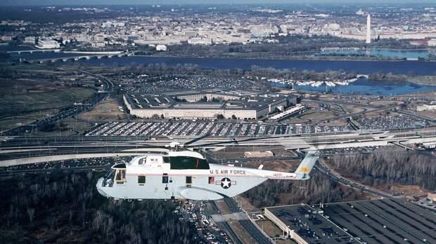 Жители США встревожены сообщением Пентагона о возможности применения ядерного оружия