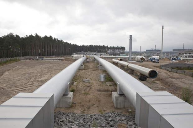 Северный поток-2 Германия ФРГ