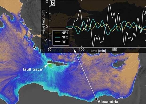 """""""День ужаса 365 года"""" показал, что существует риск сильных землетрясений в Восточном Средиземноморье"""