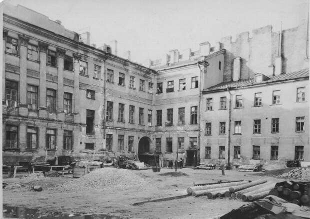 Ленинград в 1946-1947 годах