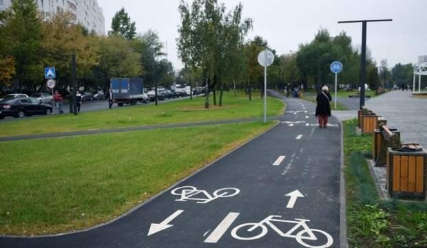 С начала года москвичи совершили 3 млн поездок на велосипедах проката