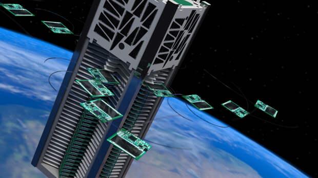 NI: Пентагон намерен решать большие проблемы малыми спутниками