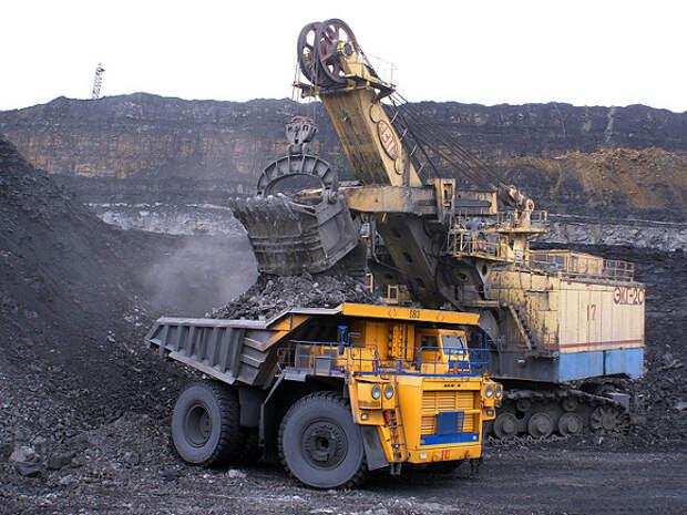 В России оценили обеспеченность страны запасами угля