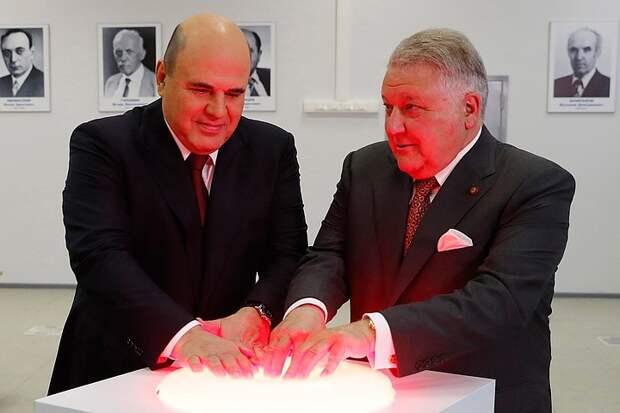 Шаг к неиссякаемой энергии: Мишустин запустил российскую термоядерную установку