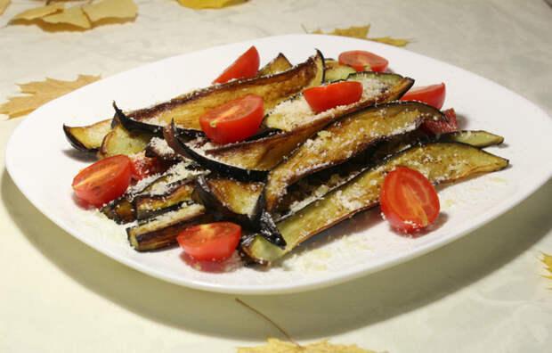 Фото к рецепту: Баклажаны по-сардски
