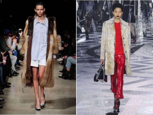 Неделе моды в Париже: модные тенденции осень-зима 2016-2017