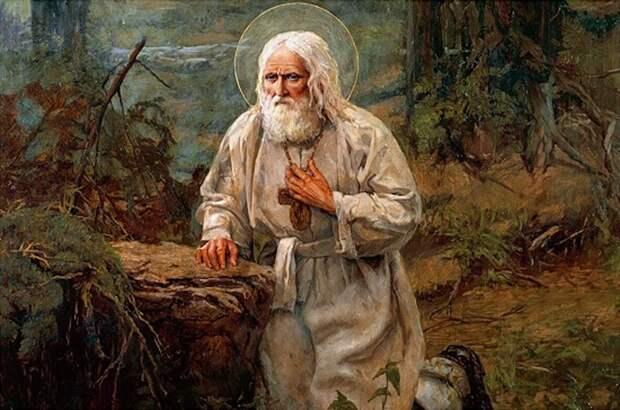 Преподобный Серафим Саровский: подвижник и пророк