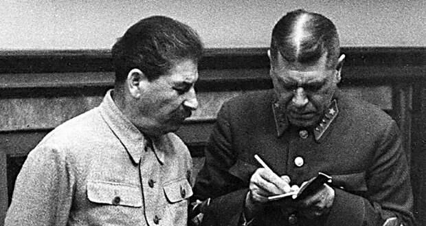 Творец советского Генштаба