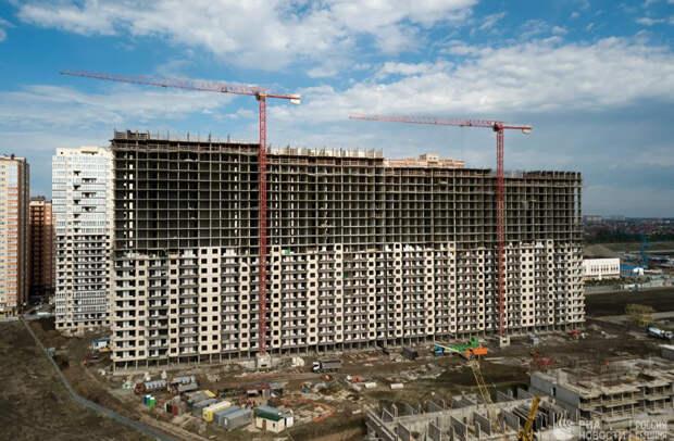 Россия лидирует в Европе по числу построенных за последние годы квартир