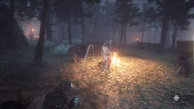 Игра заботливо подсветит врагов, которые отвлекутся на брошенный горшок