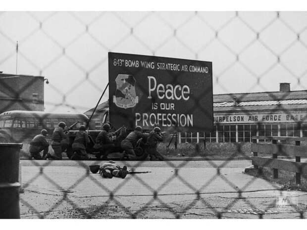 Зачем американские военачальники вспомнили о ядерной войне?
