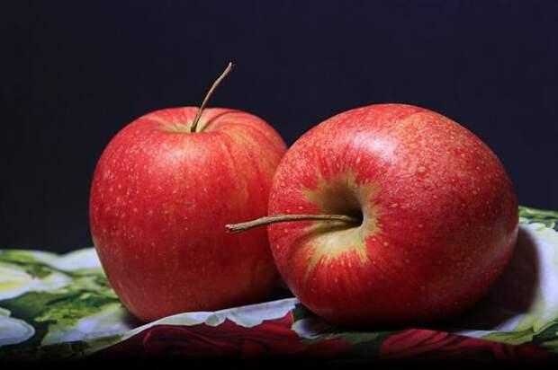 Врач-диетолог Ольга Шмелева рассказала о пользе яблок