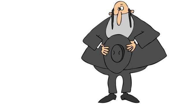 Блог Павла Аксенова. Анекдоты от Пафнутия. Рис. caraman - Depositphotos