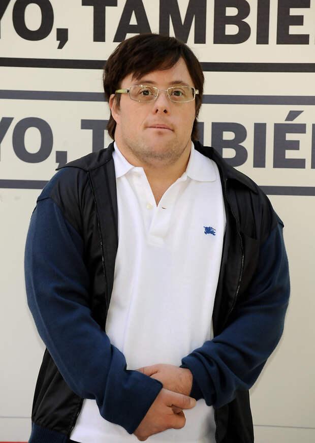 Пабло Пинеда — актер болезнь, в мире, гены, заболевание, люди, синдром дауна, целеустремленность