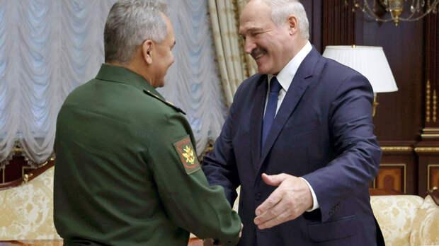 Славянское братство: Шойгу в Минске