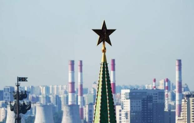 В Москве семерых человек задержали при попытке снять клип на крыше