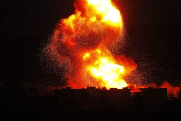 По Израилю нанесён ракетный удар (ФОТО, ВИДЕО)