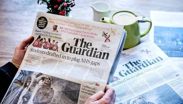 Горькая ирония Запада: Guardian требуют закрыть за расизм