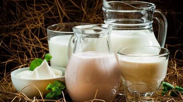 Откуда на Руси взялось топленое молоко?