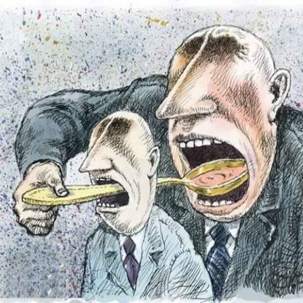 Коррупция в верхних эшелонах