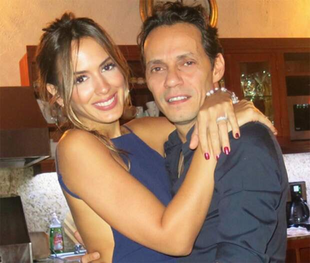 Дженнифер Лопес довела бывшего мужа до развода