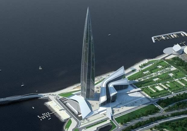 """""""Газпром"""" переезжает в Питер. Что это принесет городу?"""