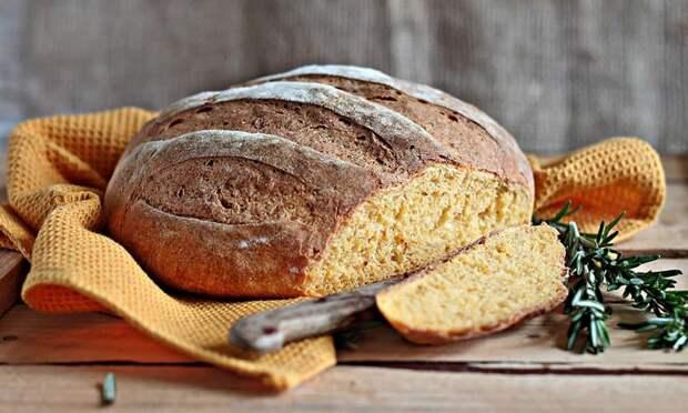 Страшно? Испеките хлеб