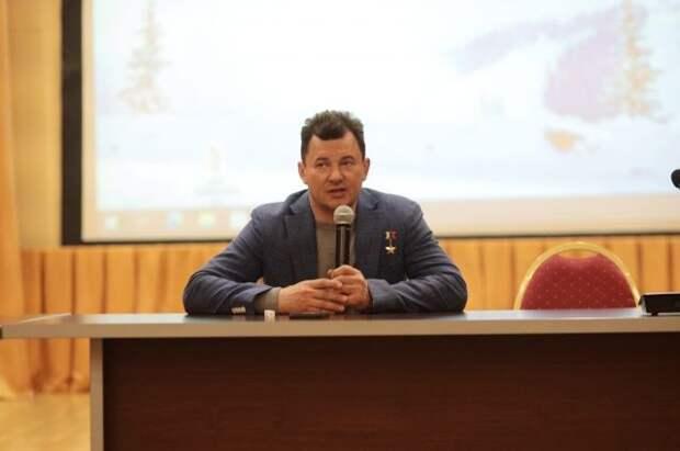 Романенко обсудил со студентами МГУСиТ перспективы путешествий в космос