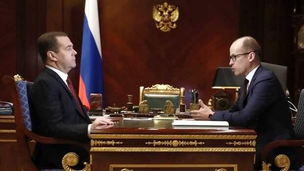 Дмитрий Медведев призвал главу Удмуртии уделять больше внимания поликлиникам