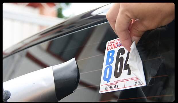 Как удалить наклейку со стекла и кузова автомобиля