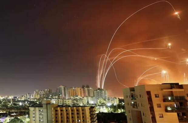 Боевики из Газы выпустили еще более 10 ракет по югу Израиля